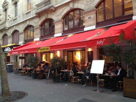 Cafe Joly Paris Er