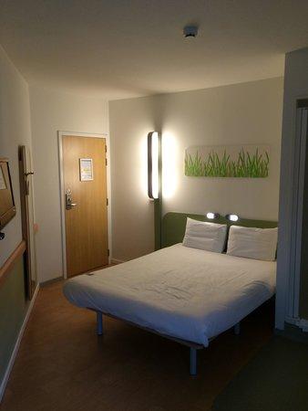 Ibis Budget Hotel Leuven: Habitación 302