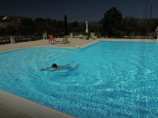 Agriturismo Don Mauro: Pool & sun beds