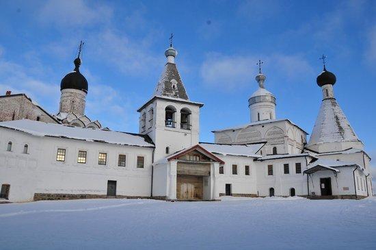 Museum of Dionisy's Frescoes - Ferapontov Monastery