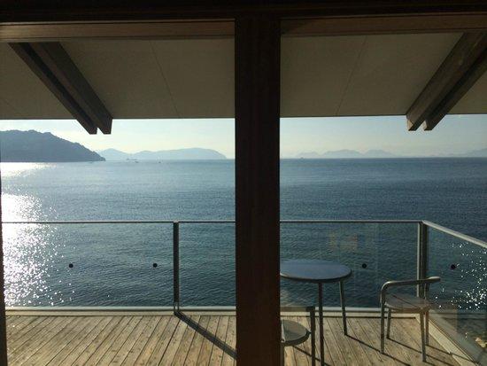 外の景色 - Picture of Benesse House, Naoshima-cho - TripAdvisor