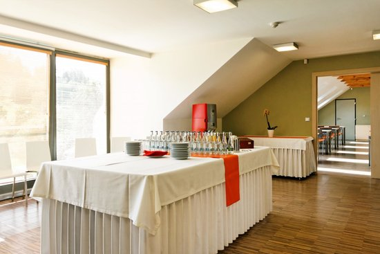 Hotel U Tri volu: Konferenční místnost