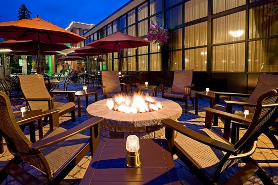 Bookmakers: Enjoy Drinks By Our Outdoor Patio And Fire Pit