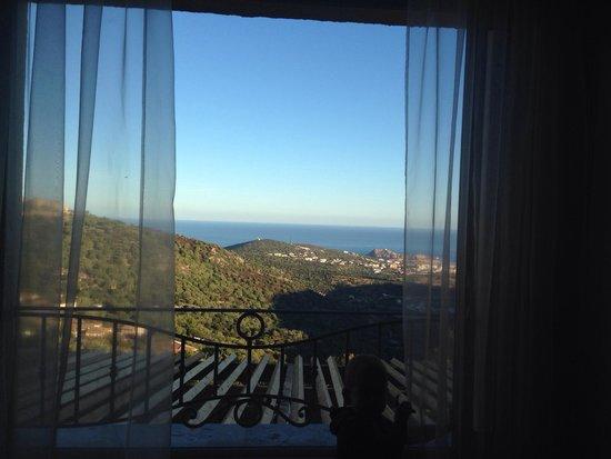 Hotel La Santa : Vue de la chambre