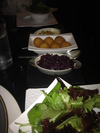 Mulcahy's Bar and Restaurant: Vegetable Selection