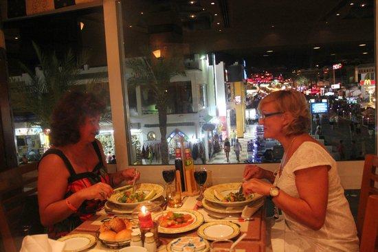 La Fleur: Хороший ресторан!