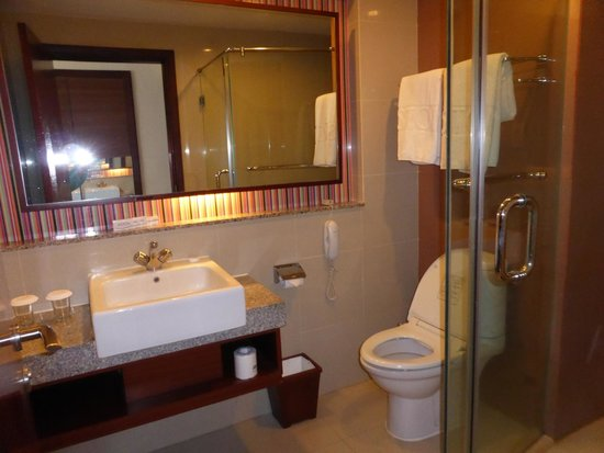Aston Manado Hotel: Bathroom