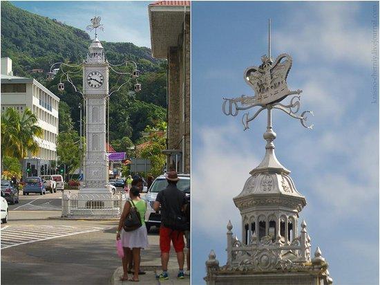 Clock Tower: Часы