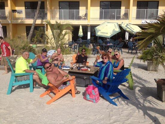 Bilmar Beach Resort: Enjoying our stay!