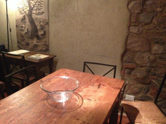 Agriturismo Le Valli : Diningroom