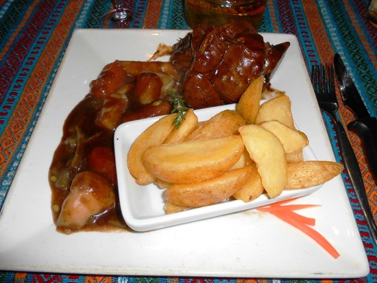 Cafe Serefe: Lamb Shank
