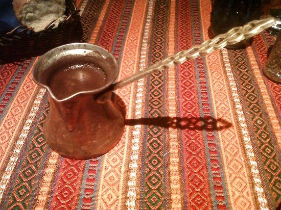 Cafe Serefe: Turkish coffee served with style