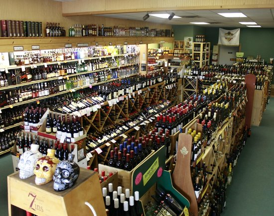 The Wine & Spirit Shoppe