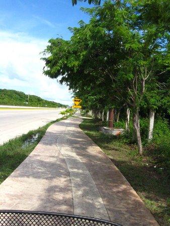 Uolis Nah: Bike Trail (to ruins)
