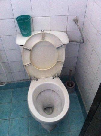 Al Uruba Hotel: Toilet!