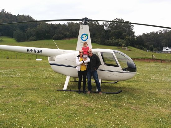 Strahan Seaplanes and Helicopters: Ready to rock Cradle Mountain