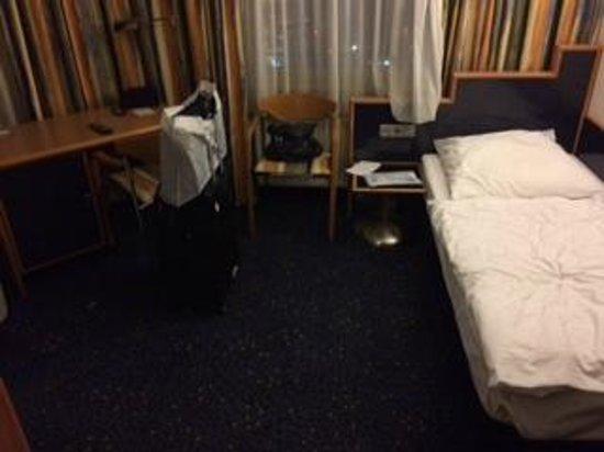 Insel Hotel: Zimmer.
