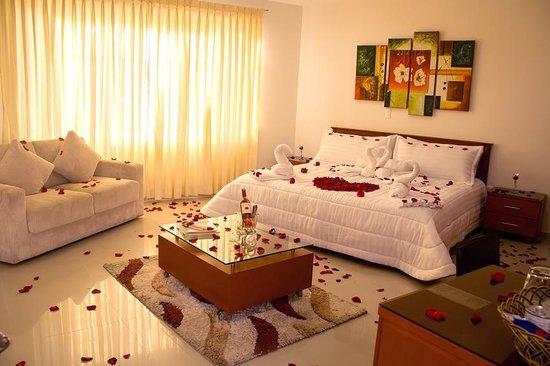 Hotel b 39 quin plaza desde c cuta colombia opiniones y comentarios peque o hotel - Decoracion habitacion hotel ...