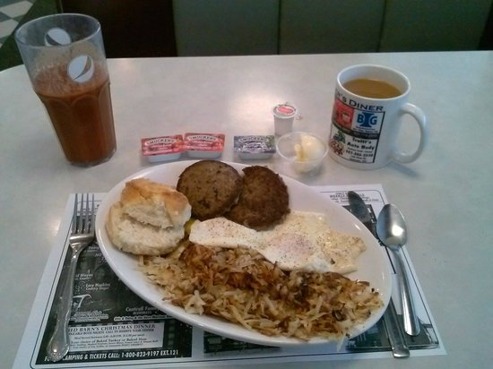 Cruisers Diner: Breakfast