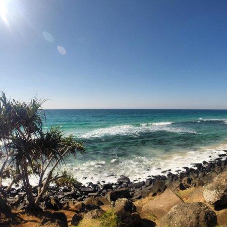 Kirra Beach : Paraiso de lugar.