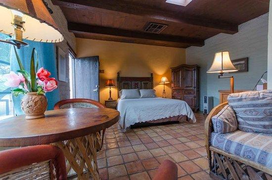 Tubac, AZ: Bedroom