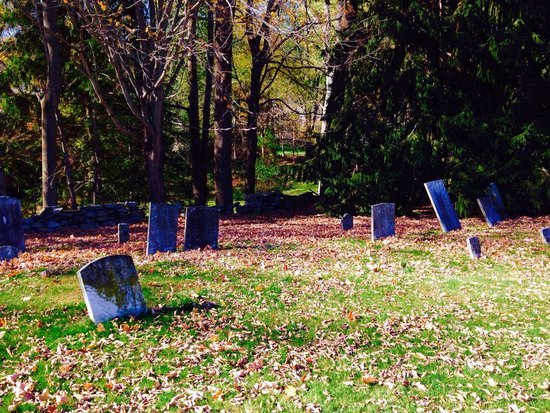 Norwich, CT: Walk Among Tombstones