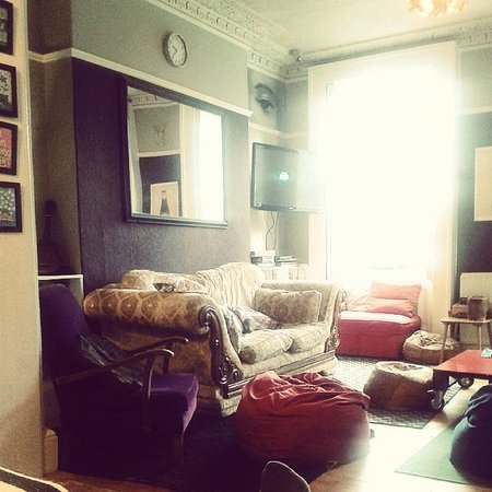 Vagabonds: Chill out room :)