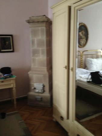 Hotel Pension Bosch: Double room