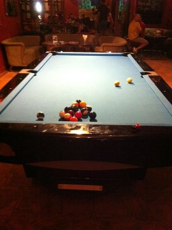 Brand New Pool Table Picture Of Buddha Bar And Grill Ho Chi Minh - Brand new pool table