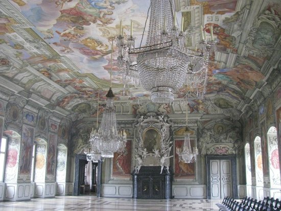 Neue Residenz : Interior