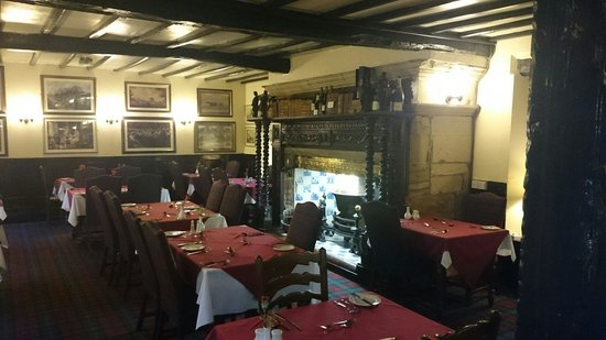 Bagdale Hall Hotel: Dining room