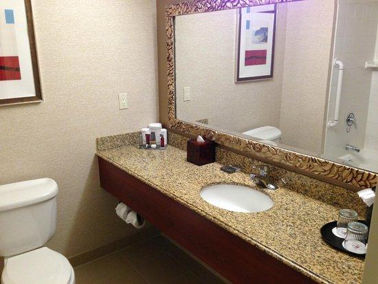 San Diego Marriott Del Mar: Bathroom