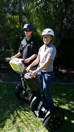 All About Fun Tours: Segway riding