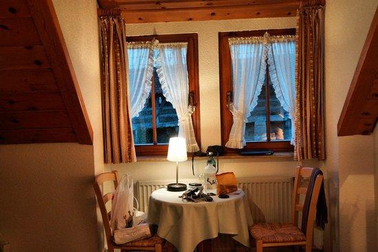 AKZENT Hotel Schranne: 最上階の部屋