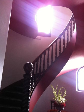 Hostel Casa Colon: Stairs