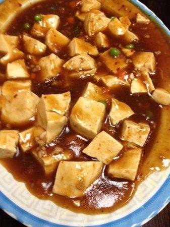 Stamford, NY: Spicy Tofu