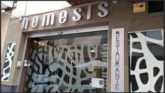 Restaurante Nemesis: Fachada