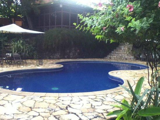 Los Almendros De San Lorenzo : great pool