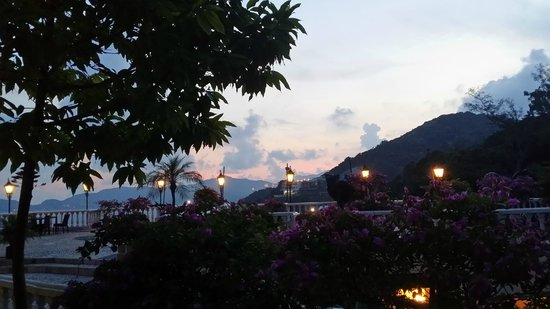 Pousada de Coloane Beach Hotel & Restaurant: Sunset