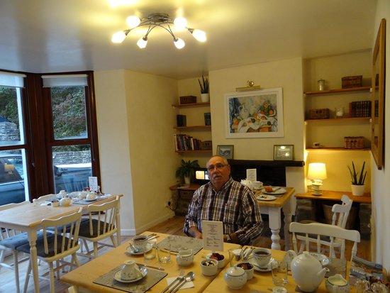 Ferndale House : Breakfast Room