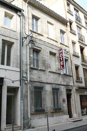 Hotel Cardabella: Hôtel de l'extérieur
