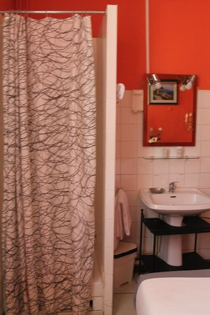 Hotel Cardabella: Chambre