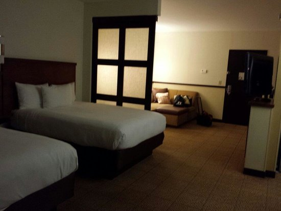 Hyatt Place Charleston Airport and Convention Center: Spacious
