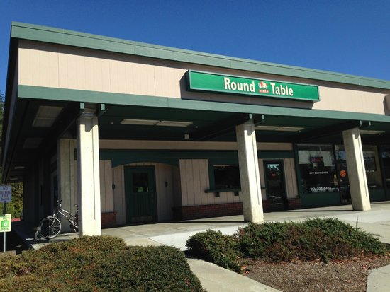 Pizza fast and good review of round table pizza felton ca tripadvisor - Round table pizza university place ...