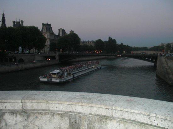 Henri IV Rive Gauche Hotel: Seine