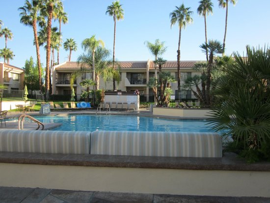 Welk Resorts Palm Springs : Family Pool