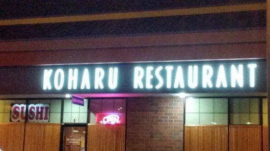 Koharu Japanese Restaurant