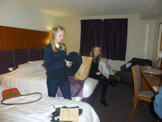 Premier Inn Bristol Cribbs Causeway (M5, J17) Hotel: Family room