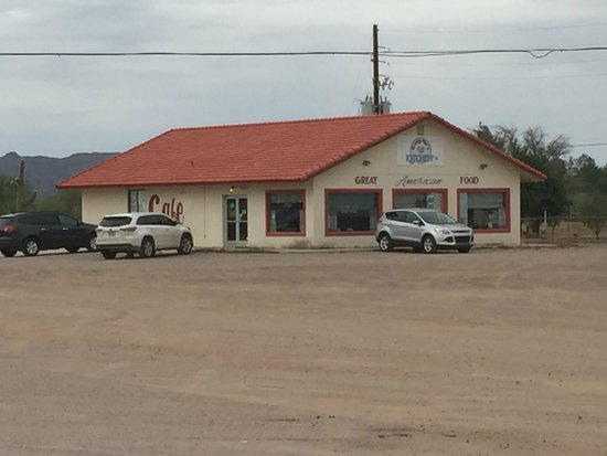 Why, AZ: Granny's from State Route 85