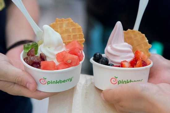 Pinkberry Venus Fort